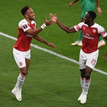Арсенал в результативном матче обыграл Ворсклу