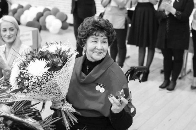В России умерла легендарная советская спортсменка