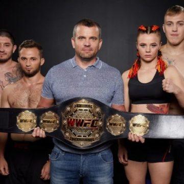 Стал известен файткард турнира WWFC 12 в Киеве