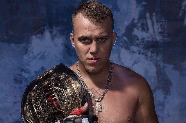 Непобедимый чемпион WWFC Сергей Спивак: Скоро наступит моё время