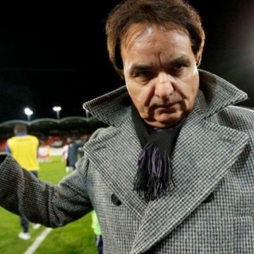 Президент футбольного клуба из Швейцарии избил журналиста