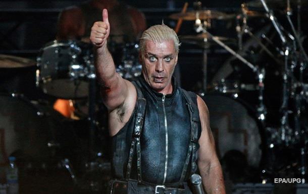 Фронтмен группы Rammstein приедет в Киев
