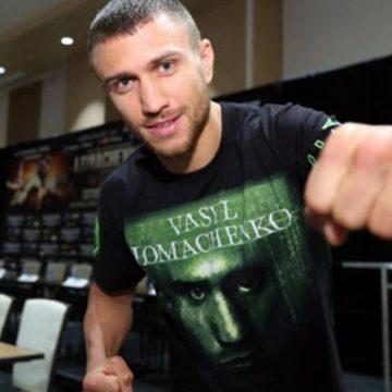 Промоутер назвал дату следующего боя Ломаченко