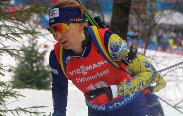Без капитана: стал известен состав Украины на женский спринт в Оберхофе
