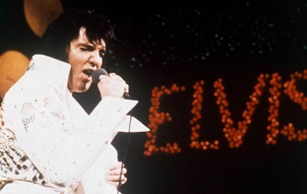 Вещи Элвиса Пресли продали за $600 тысяч