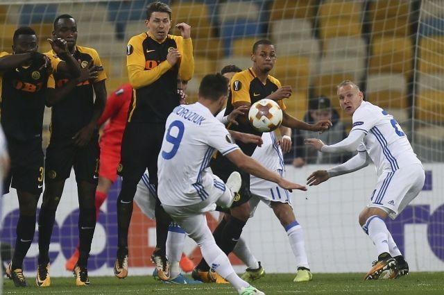 Лидер и воспитанник киевского «Динамо» перешел в турецкий клуб