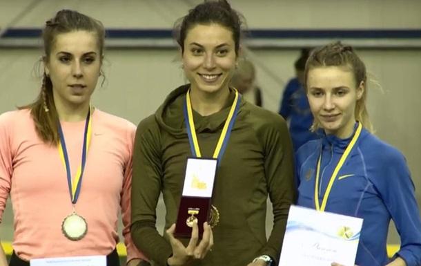Объявлен состав сборной Украины на зимний ЧЕ по легкой атлетике