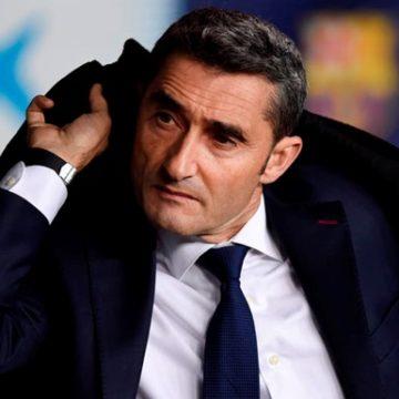Вальверде подписал новый контракт с Барселоной