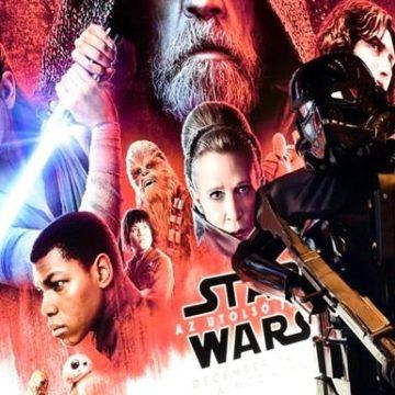 Завершились съемки девятого эпизода Звездных войн
