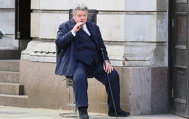 Актер из Гарри Поттера оказался в инвалидном кресле
