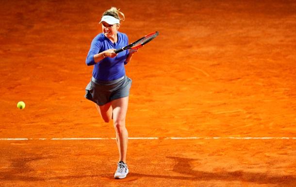 Свитолина впервые с 2014 года проиграла четыре матча кряду