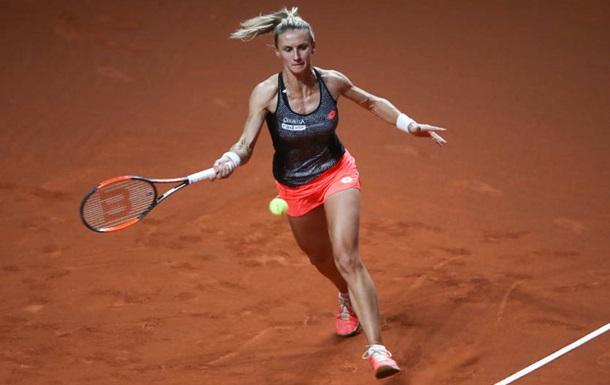 Цуренко пробилась во второй круг парного турнира в Риме