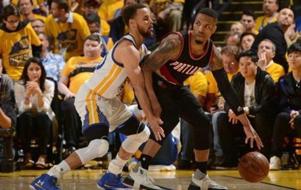 Плей-офф НБА: Голден Стэйт обыграл Портленд и повел в серии