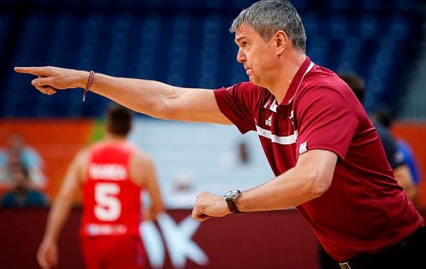 Сборную Украины по баскетболу может возглавить тренер из Латвии
