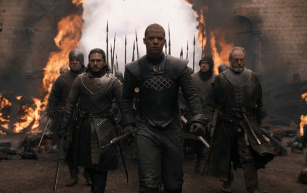Названы лучшие батальные сцены Игры престолов