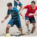 «АиФ.ua» уступил «Анреал-Atrix» в чемпионате Киева по пляжному футболу