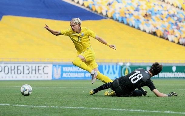 Сборная Украины U-21 стала победителем Мемориала Лобановского
