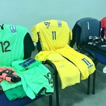 Украина и Люксембург определились с формой на матч
