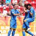 Украина (U-20) обыгрывает Колумбию и выходит в полуфинал чемпионата мира