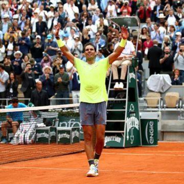 Надаль в 12-й раз в карьере выиграл Ролан Гаррос