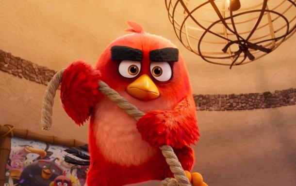 Вышел дублированный трейлер Angry Birds в кино 2